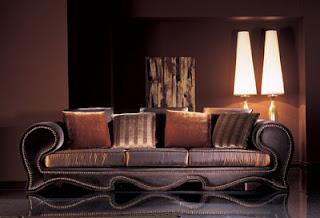 European Decorating living room Interior design