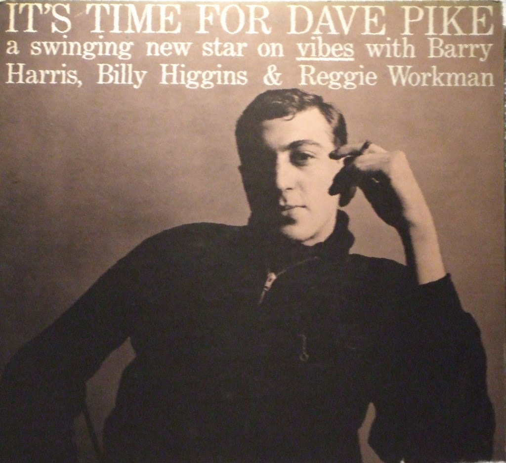 Dave Pike Quartet The Featuring Bill Evans Pikes Peak