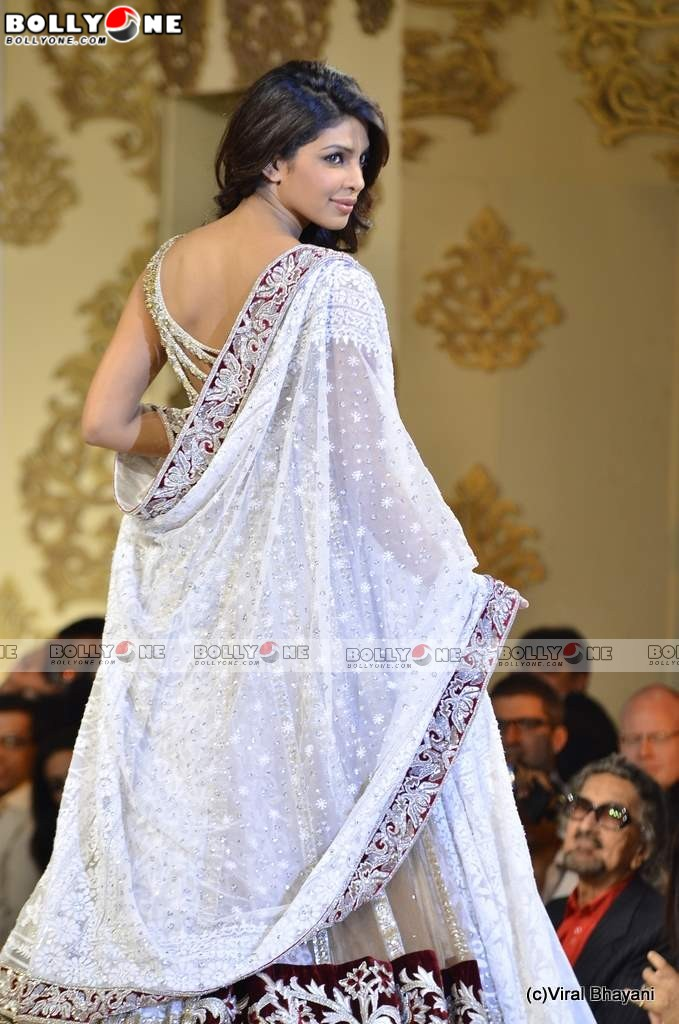 Glamorous Bollywood Desi Girl Priyanka Chopra Looking Geous At