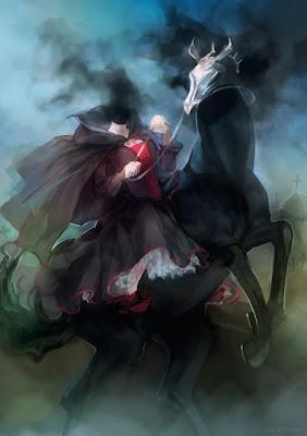 Dullahan, Legenda Penunggang Kuda Tanpa Kepala