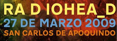 Radiohead en Chile Marzo 2009