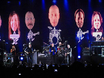 Peter Gabriel, Santiago Movistar Arena,  Pepsi Fest por Rodrigo Jara