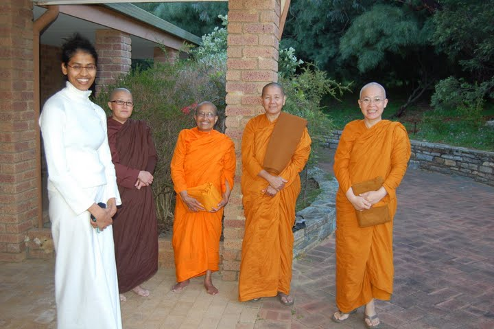 Buddhism nuns can not have sex