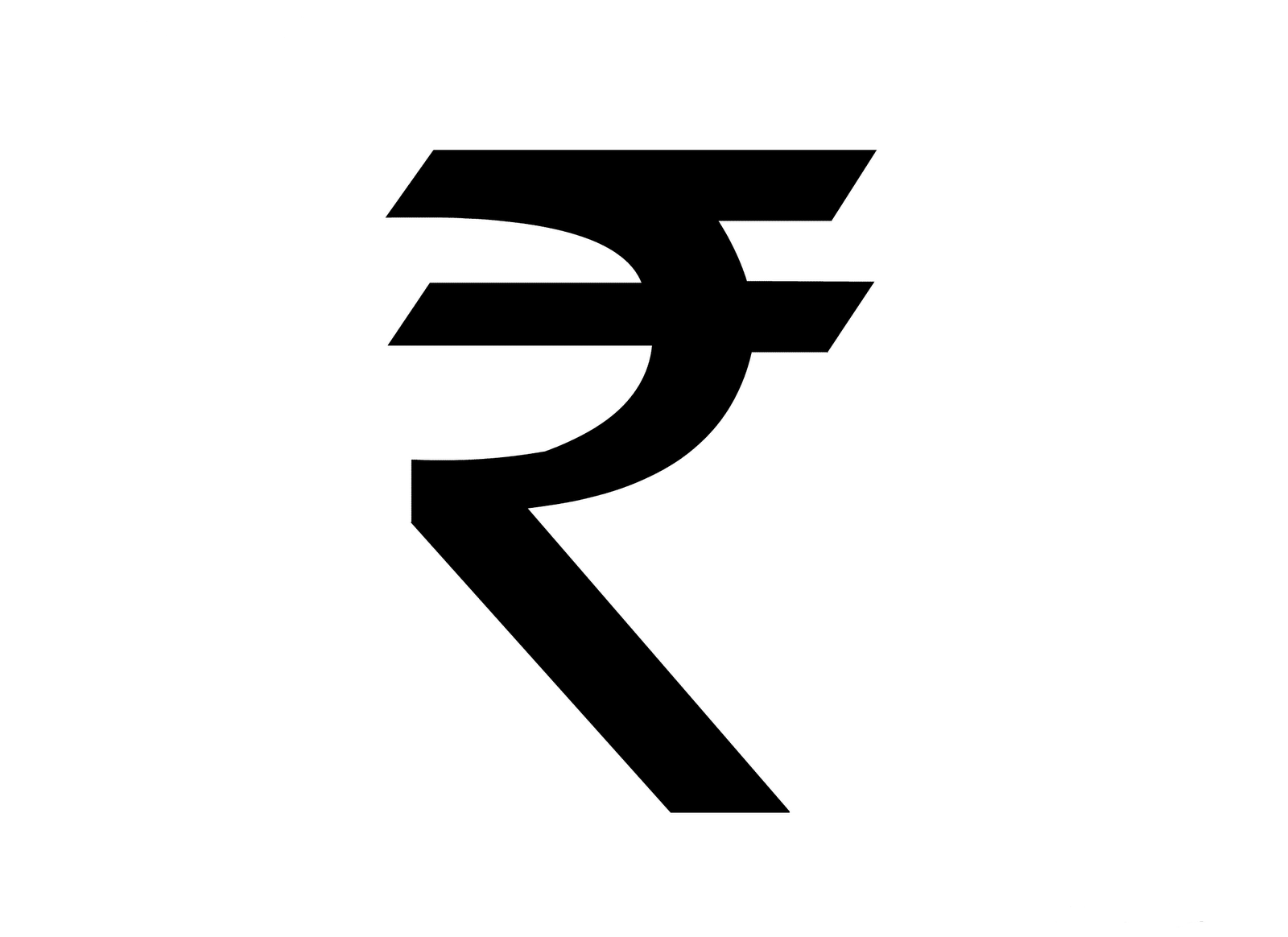 Finance knowledge indian rupees symbol finance minister pranab mukherjee announced that a new numerical symbol which will be like us dollar euro and pound for the indian rupee biocorpaavc Image collections