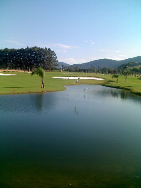 Campo de Golf - Costão do Santinho