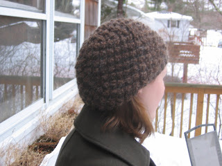 Trinity Stitch Knit Hat Pattern : Long Dog Knits: FO: Trinity Stitch Hat