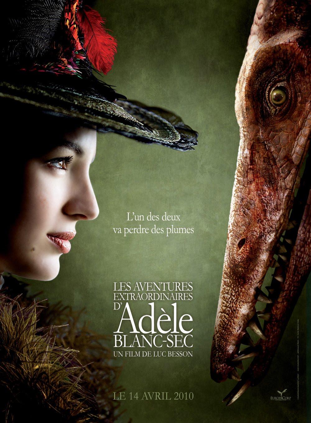 Cuộc Phiêu Lưu Kỳ Thú Của Adele Blanc - The Extraordinary Adventures Of Adèle Blanc 2010 ...