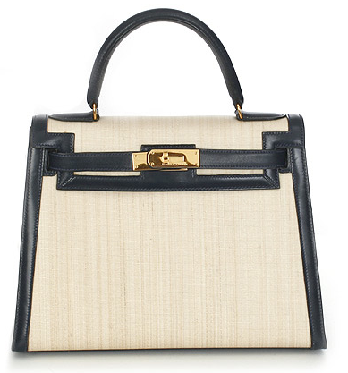 "The ""Kelly Bag"" by Hermes"