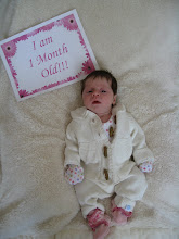 Catherine 1 Month Old