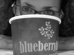 Yogurt at Blueberry Hill