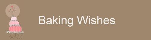 Baking Wishes - Adultos
