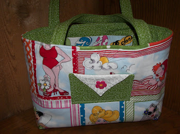 I Also Love Bags from Crazy Fabric!