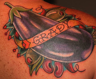 3815081000 7049f07d61 >Tattoos   crazy for food