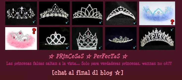 ☆ PRinCeSaS ♡  PerFecTaS  ☆