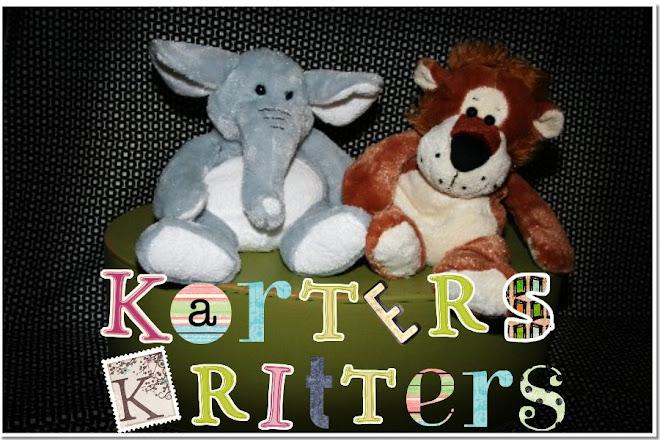 Karters Kritters!