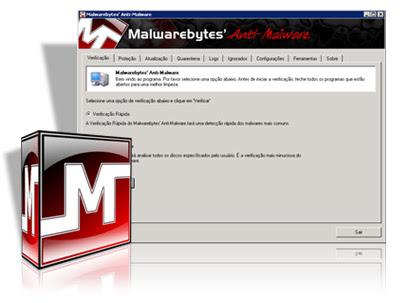 Malwarebytes Anti-Malware v1.36