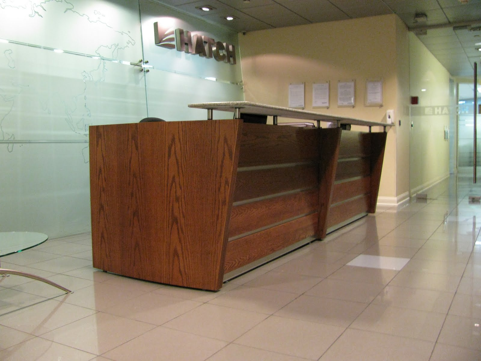 Muebles Para Recepcion