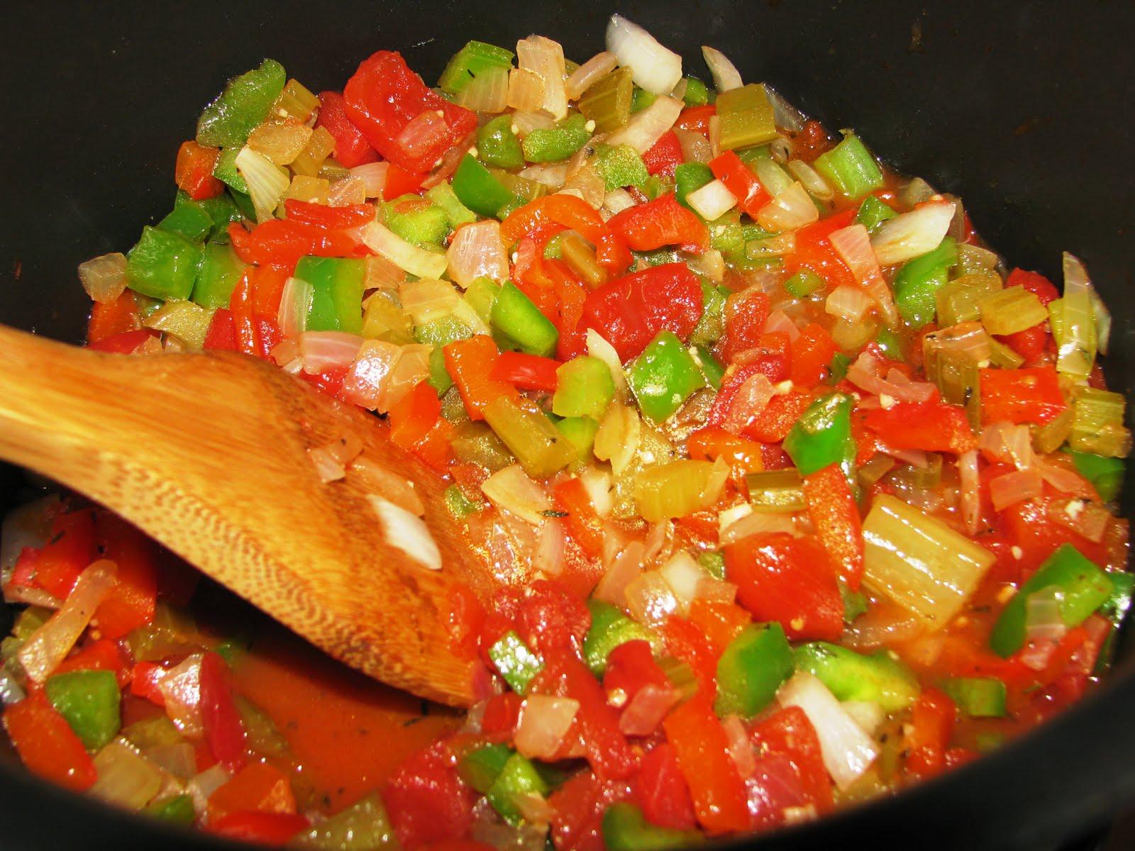 Creole Sauce Recipes — Dishmaps