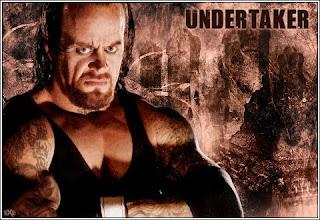 the undertaker