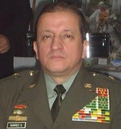 Brigadier General Luis Gilberto Ramirez Calle
