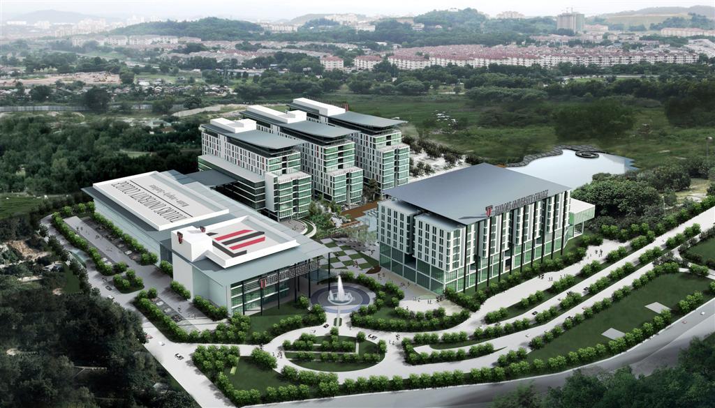 Sekolah Sultan Alam Shah Sas Putrajaya Kronis G