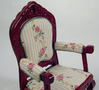 Sand Hill Rose Parlor Furniture
