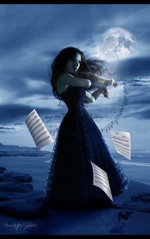 violino gótico