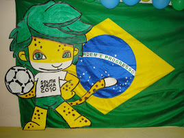 Brasileira com Muito Orgulho e Amor