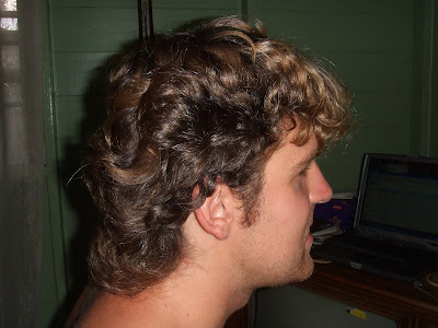 long length Mullet Hairstyles For Men