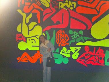 Peinture murale OBEY
