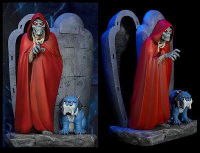 Thundercats Bengali on Thundercats  Bengali Statue  And Mumm Ra