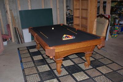 BilliardEx Kennesaw GA - Thomas aaron pool table