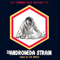 The Andromeda Strain, Gil Melle, Intrada