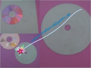 reciclagem cd