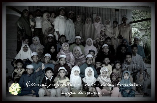 Hj Ismail family