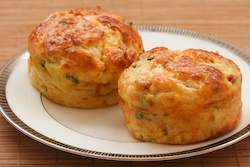 ... cottage cheese cottage cheese and egg breakfast muffins with ham and