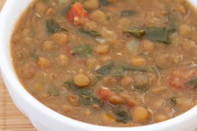 Vegetarian Lentil Soup