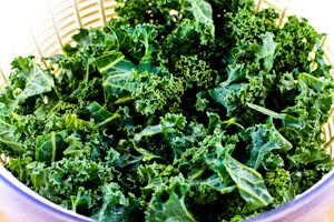 Recipe for Sauteed Kale with Garlic and Onion (Melting Tuscan Kale ...