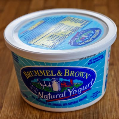 Brummel & Brown Natural Yogurt Spread