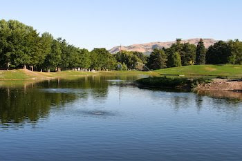 Liberty Park in Salt Lake