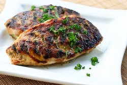 ... Grilled Chicken Recipe with Sage, Rosemary, and Garlic Dried Herb Rub