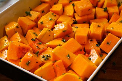 How to Peel and Cut Up a Butternut Squash