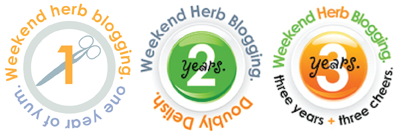 Weekend Herb Blogging Icons