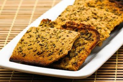 farinata is a delicious chickpea flatbread or pancake if you like