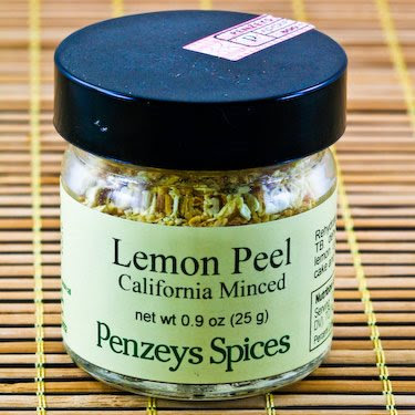 Penzeys Dried and Minced Lemon Peel