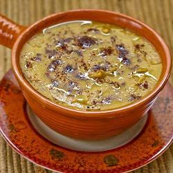 Revithia - Greek Chickpea (Garbanzo Bean) Soup With Lemon ...