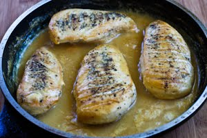 Recipes & More :): Janet's Mustard Chicken