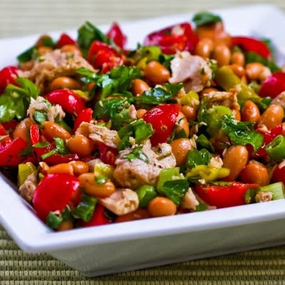 South Beach Phase  Bean Salad
