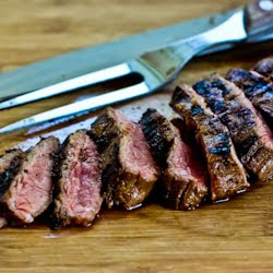 Kalyn's Kitchen®: Grilled Cuban Flank Steak Recipe (Low-Carb, Gluten ...