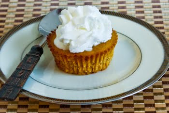 Low-Sugar Spiced Pumpkin Mini Cheesecakes  [from KalynsKitchen.com]